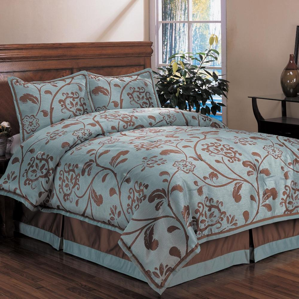 4 Piece Comforter Set Queen