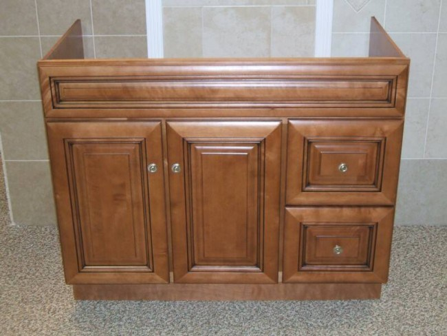 42 Bathroom Vanity Cabinets