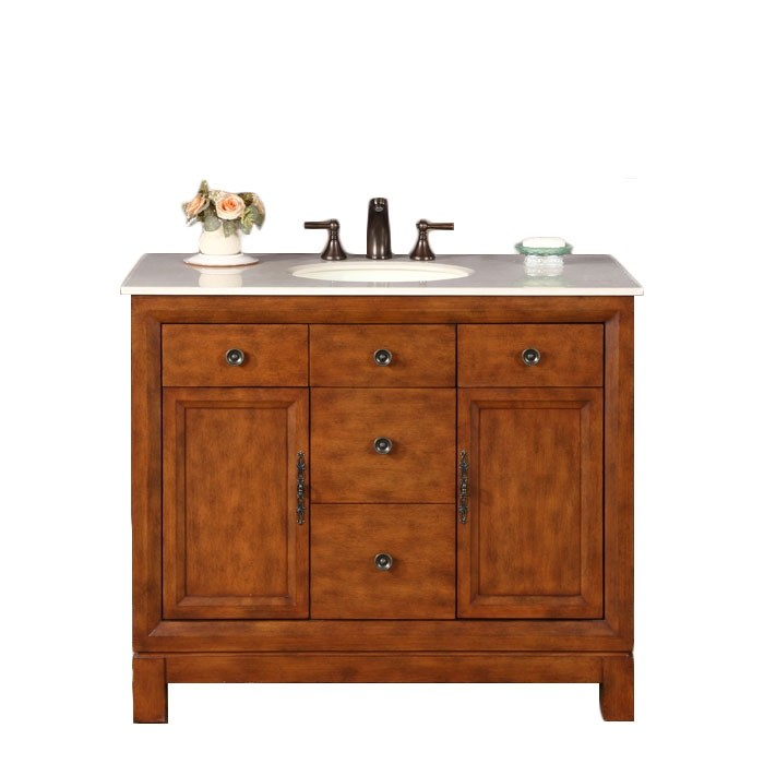 42 Inch Bathroom Cabinet
