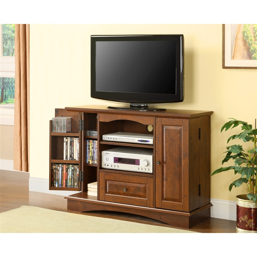 42 Tv Stand Wood
