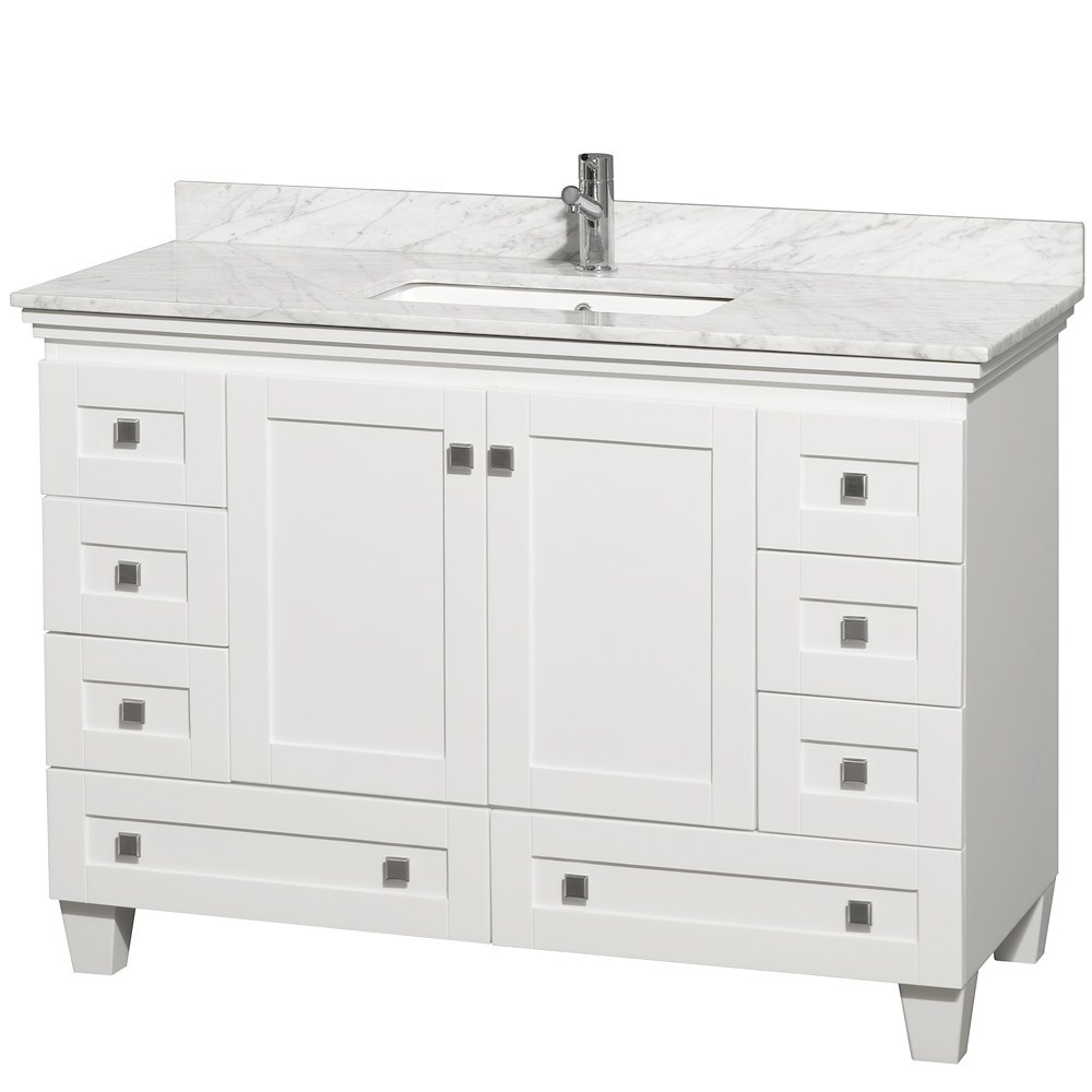 48 Bathroom Vanity Cabinet With Top