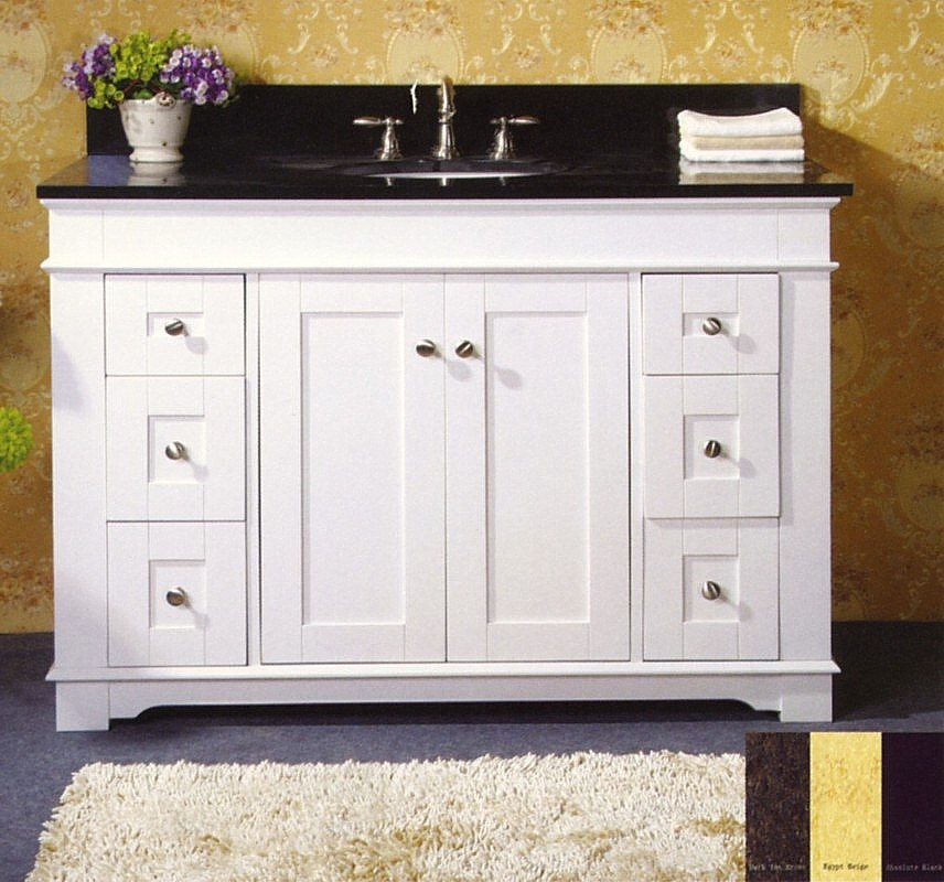 48 Bathroom Vanity Cabinet