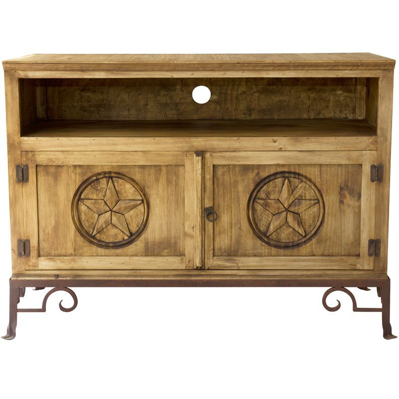 48 Inch Tv Stand Rustic