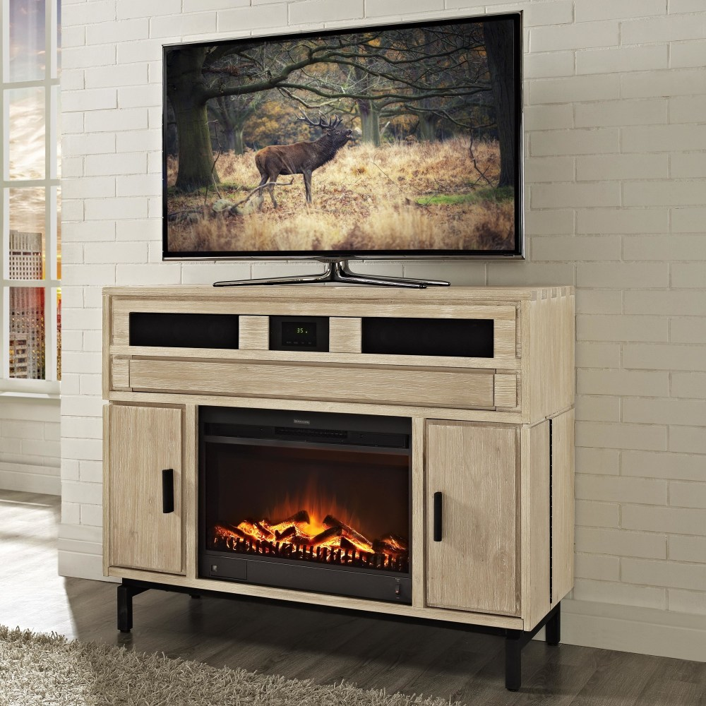 48 Tv Stand With Electric Fireplace