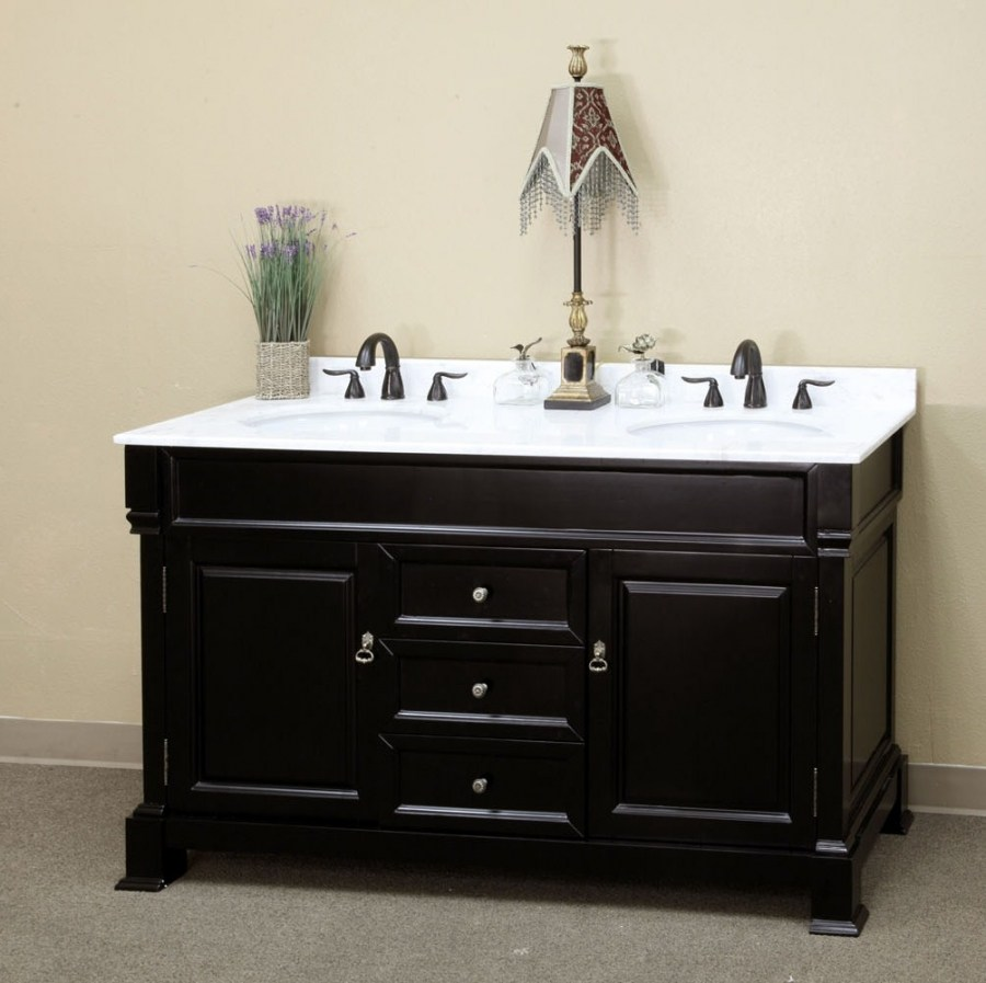 52 Bathroom Vanity Cabinet