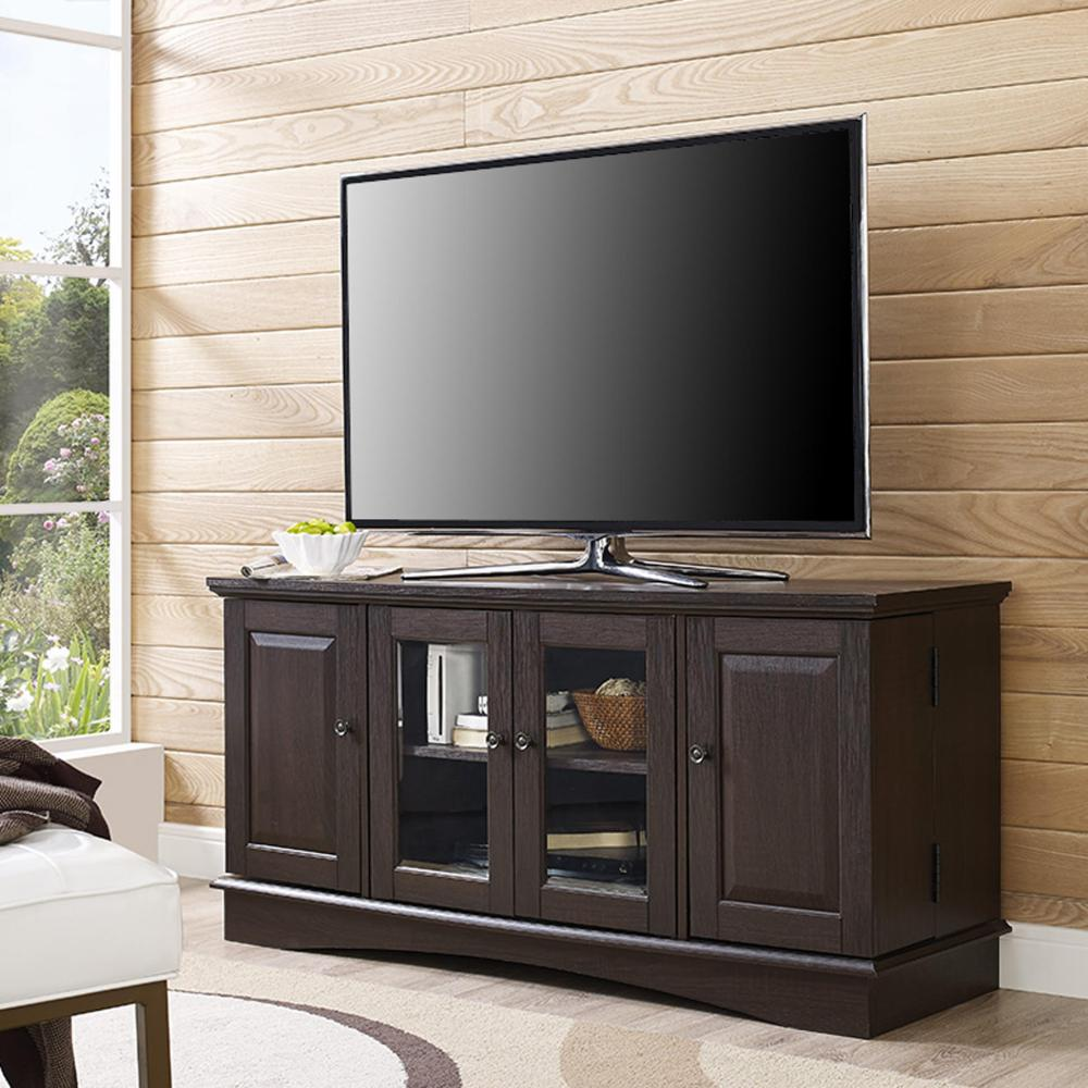 52 Inch Tv Stand Wood