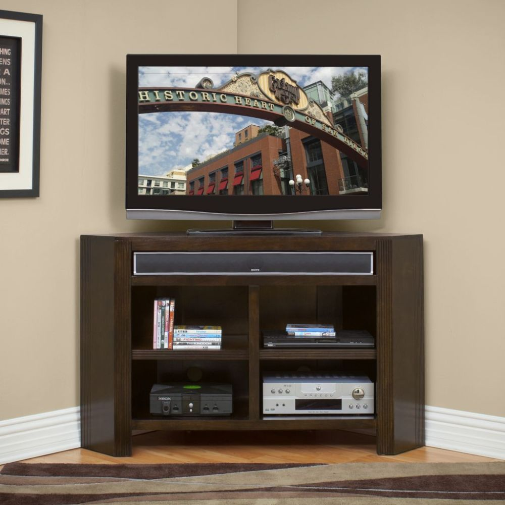 55 Corner Tv Stand With Mount