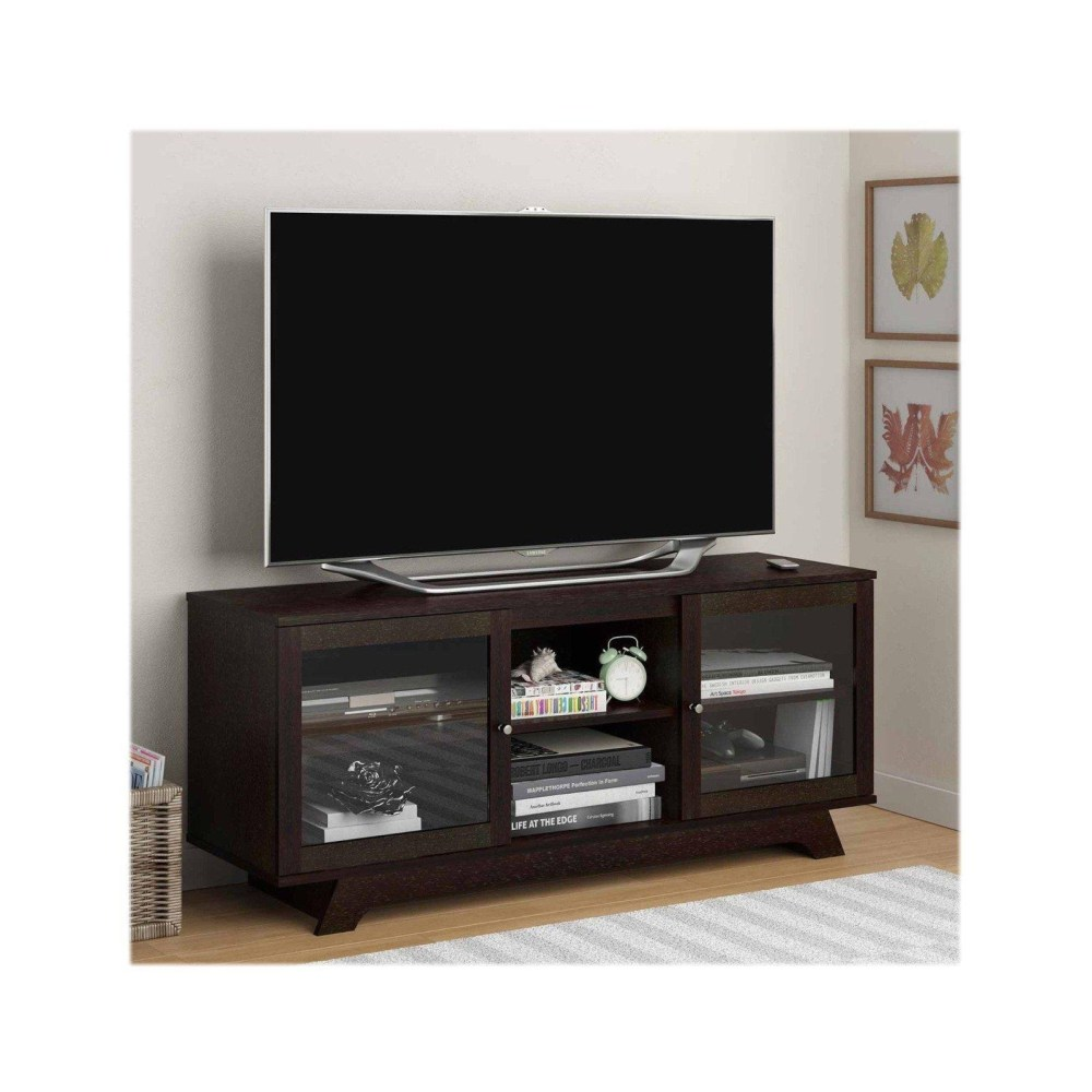 55 Inch Tv Stand Wood