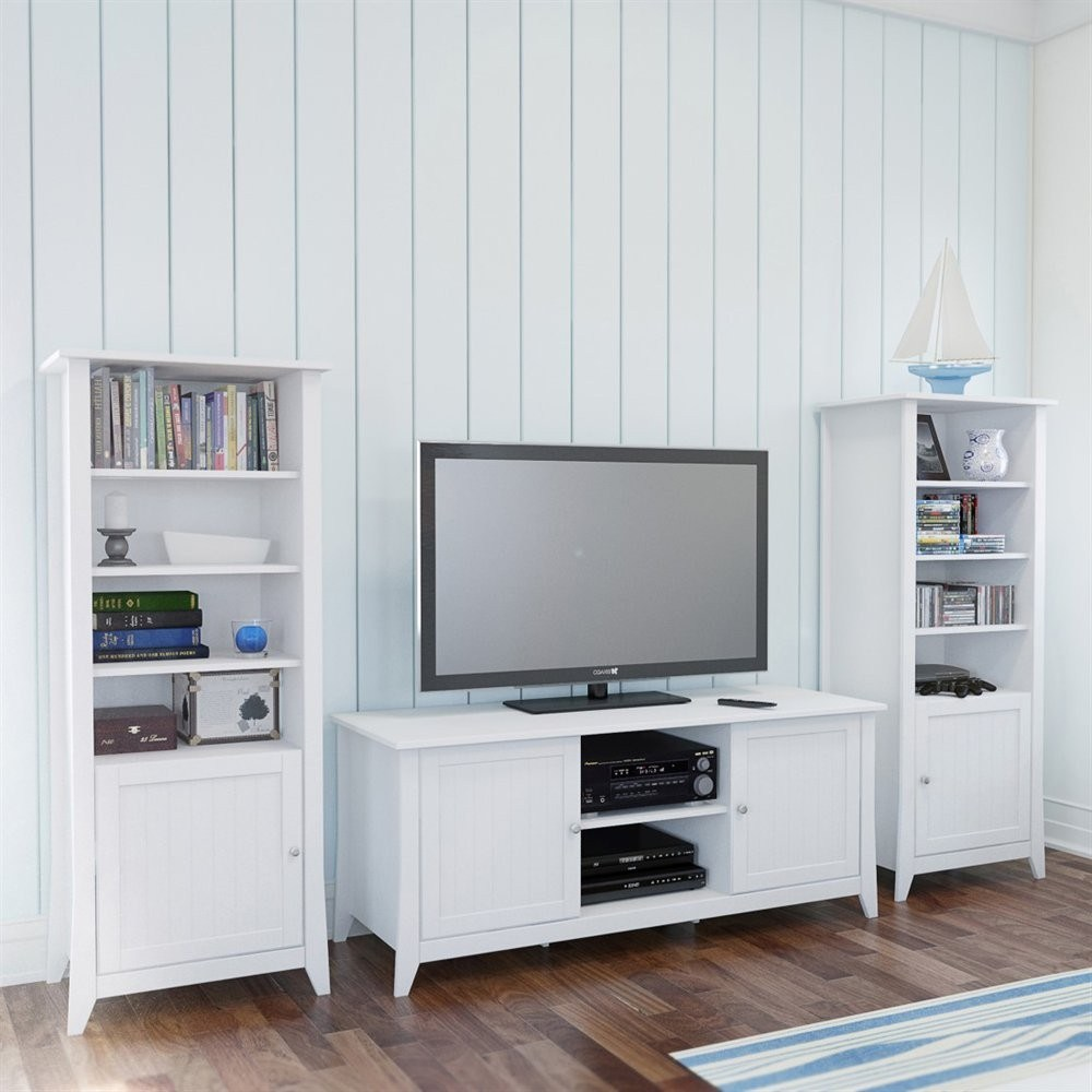 58 Inch Tv Stand White