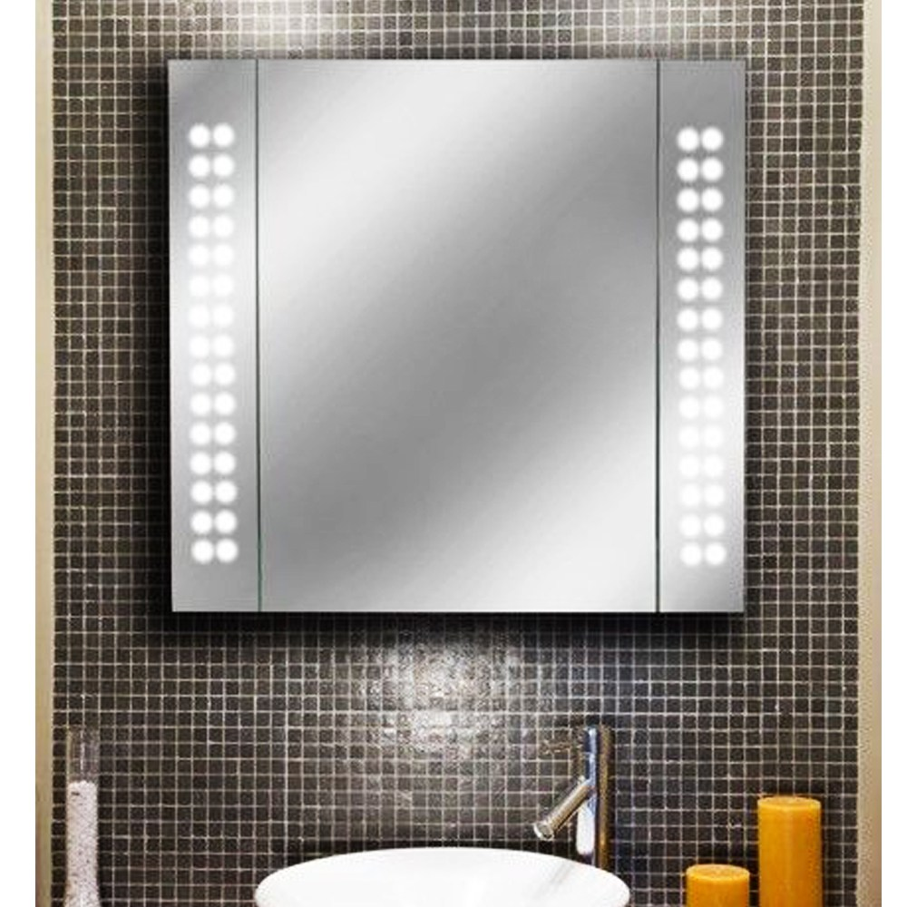 60 Bathroom Mirror Cabinet