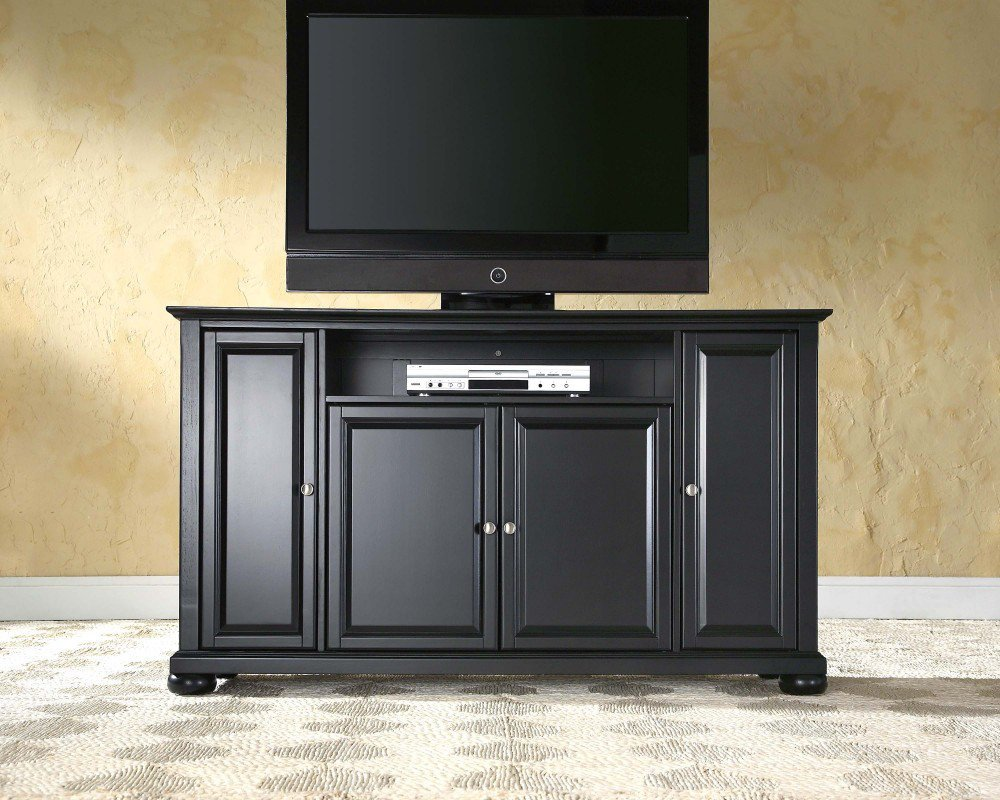 60 In Tv Stand Black