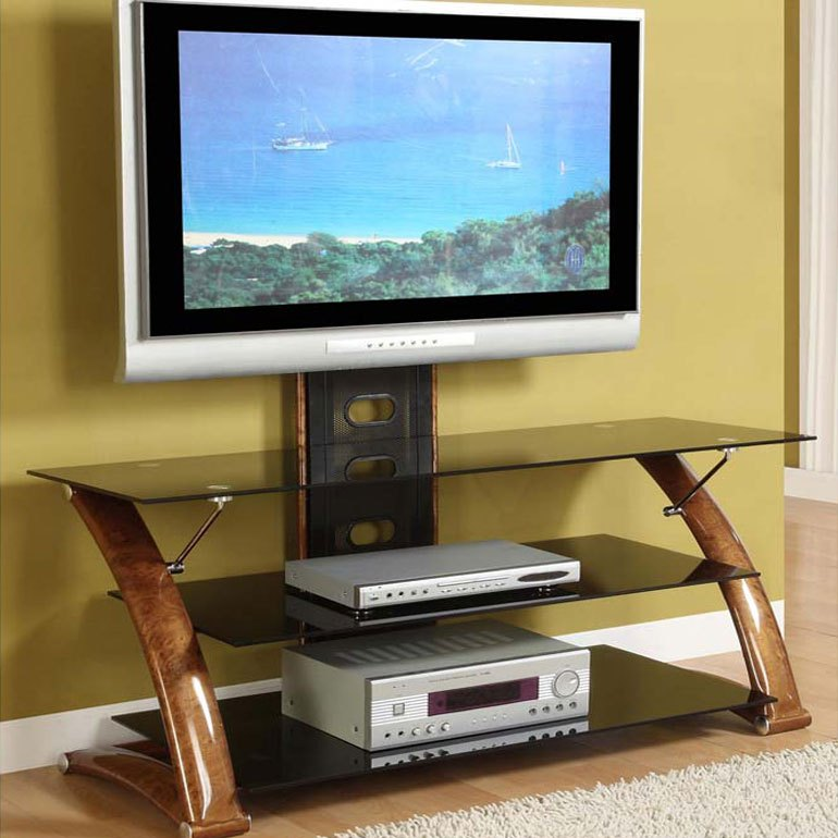 60 In Tv Stand With Mount