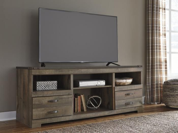 65 Tv Stand With Fireplace