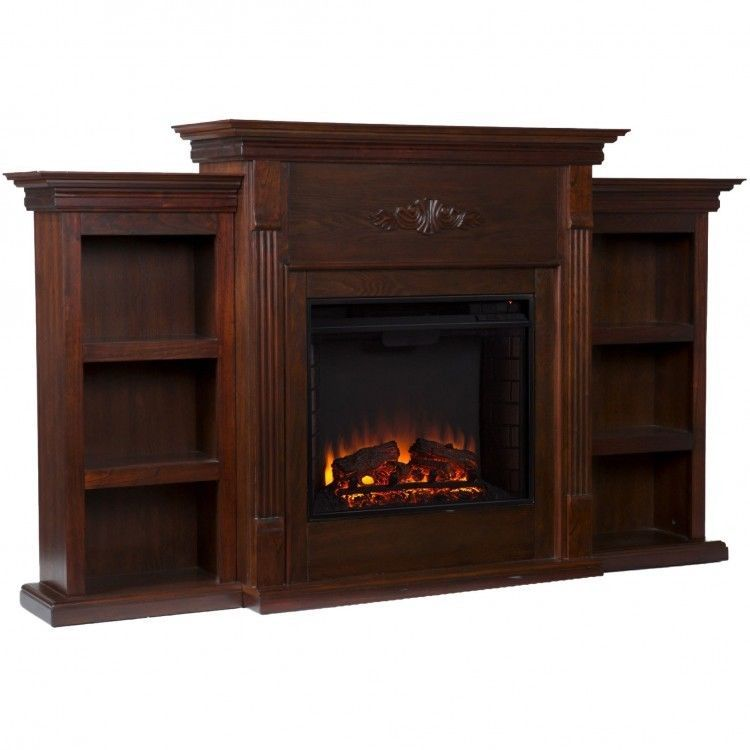 70 In Tv Stand With Fireplace