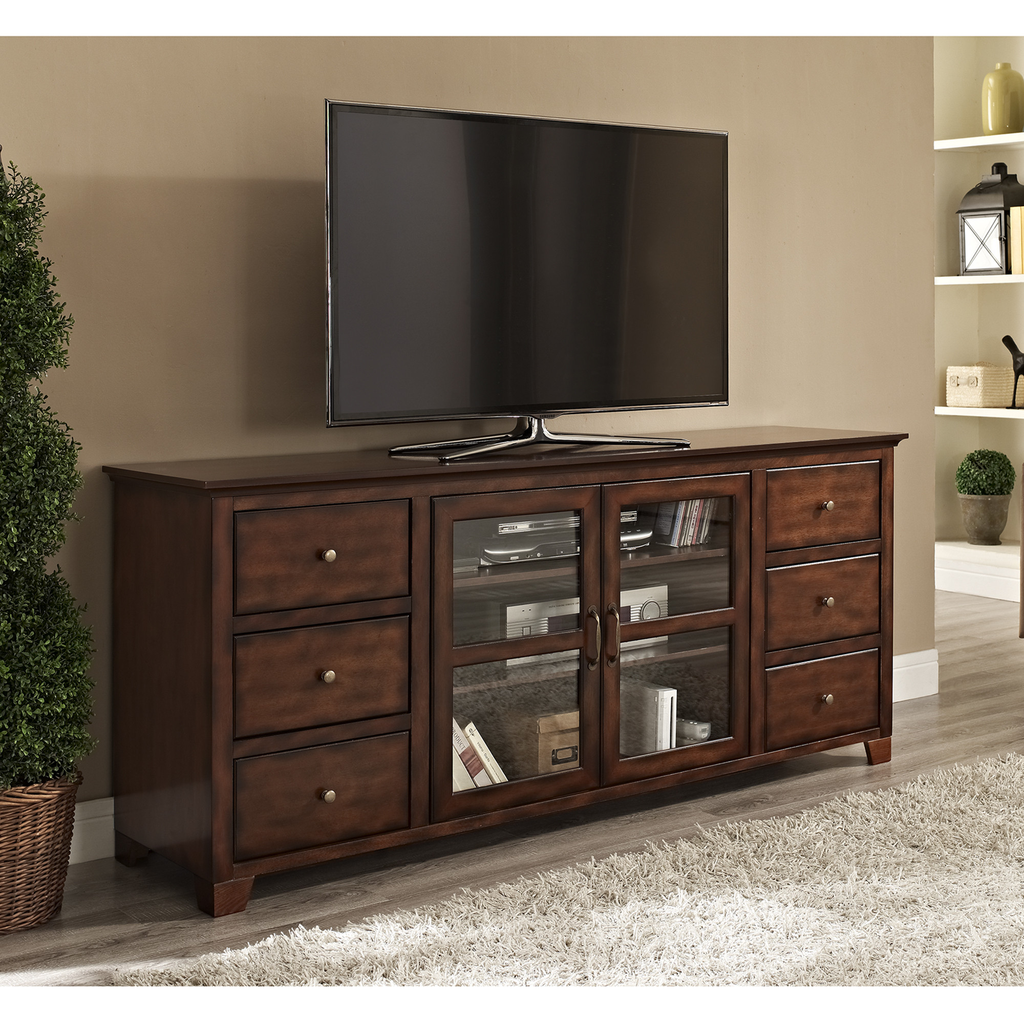 70 Tv Stand Wood