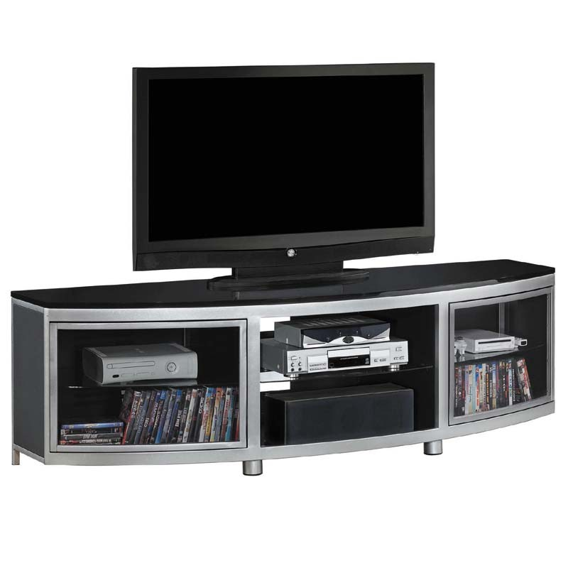 72 Inch Tv Stand Black