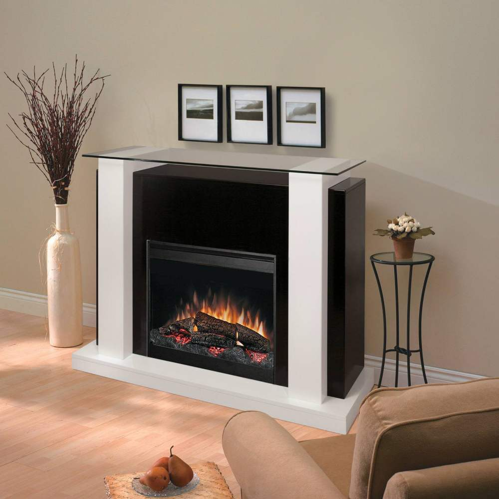 80 Tv Stand Fireplace