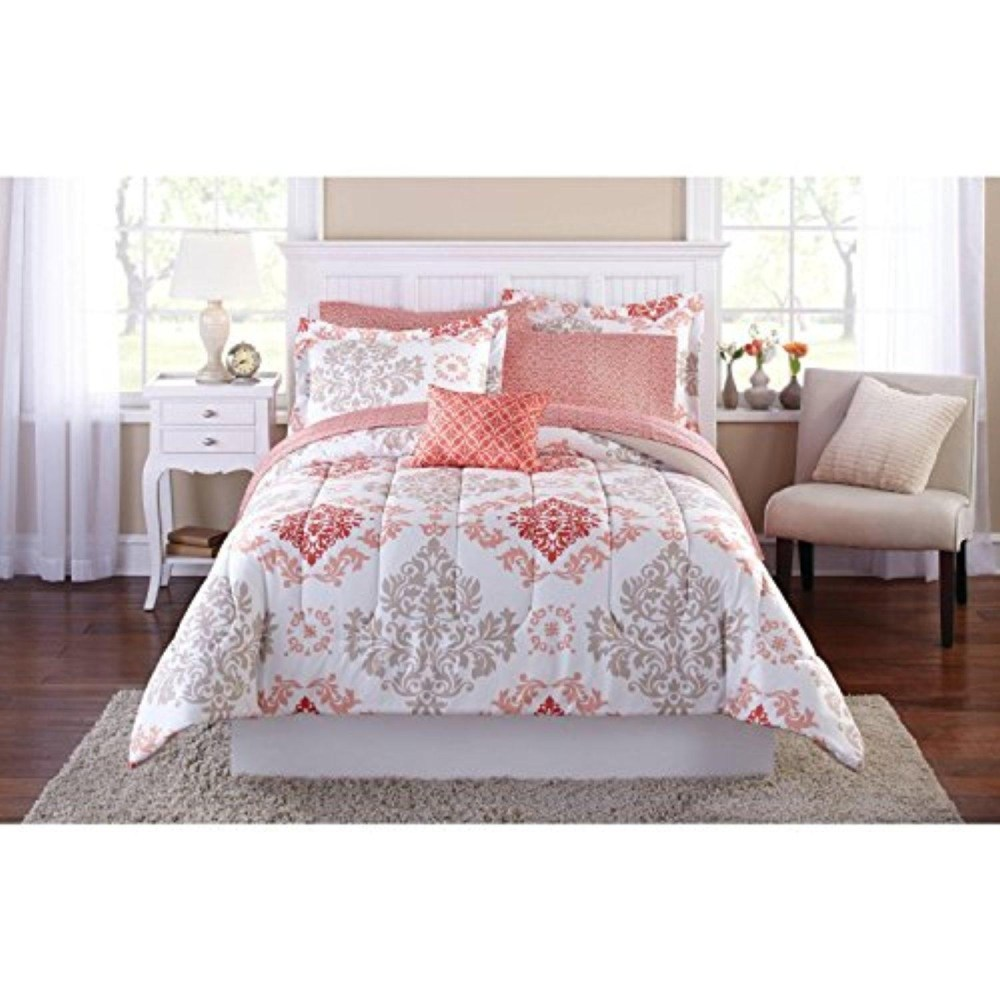 9 Piece Comforter Set Full