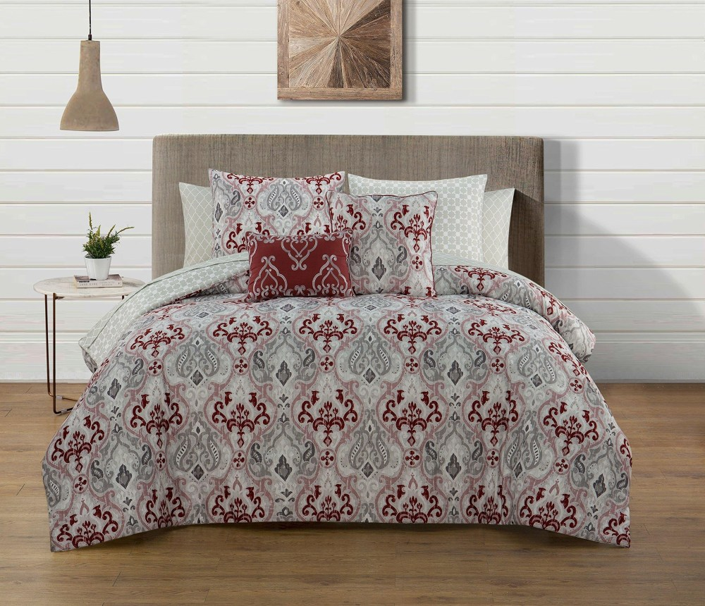 9 Piece Comforter Set King