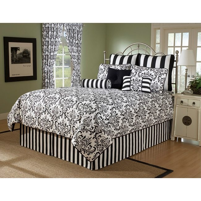 9 Piece Comforter Set Queen