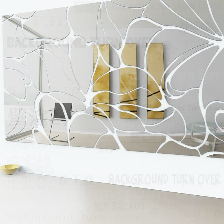 Abstract Wall Decals For Living Room