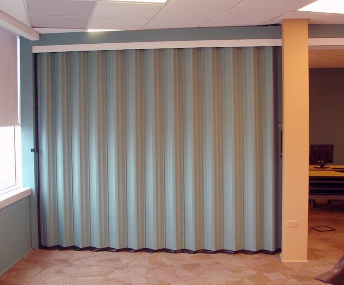 Accordion Room Divider Walls