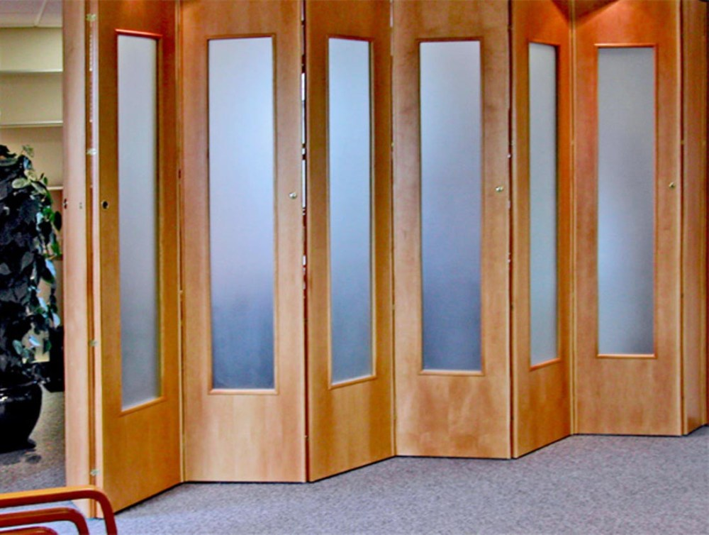 Accordion Style Room Dividers