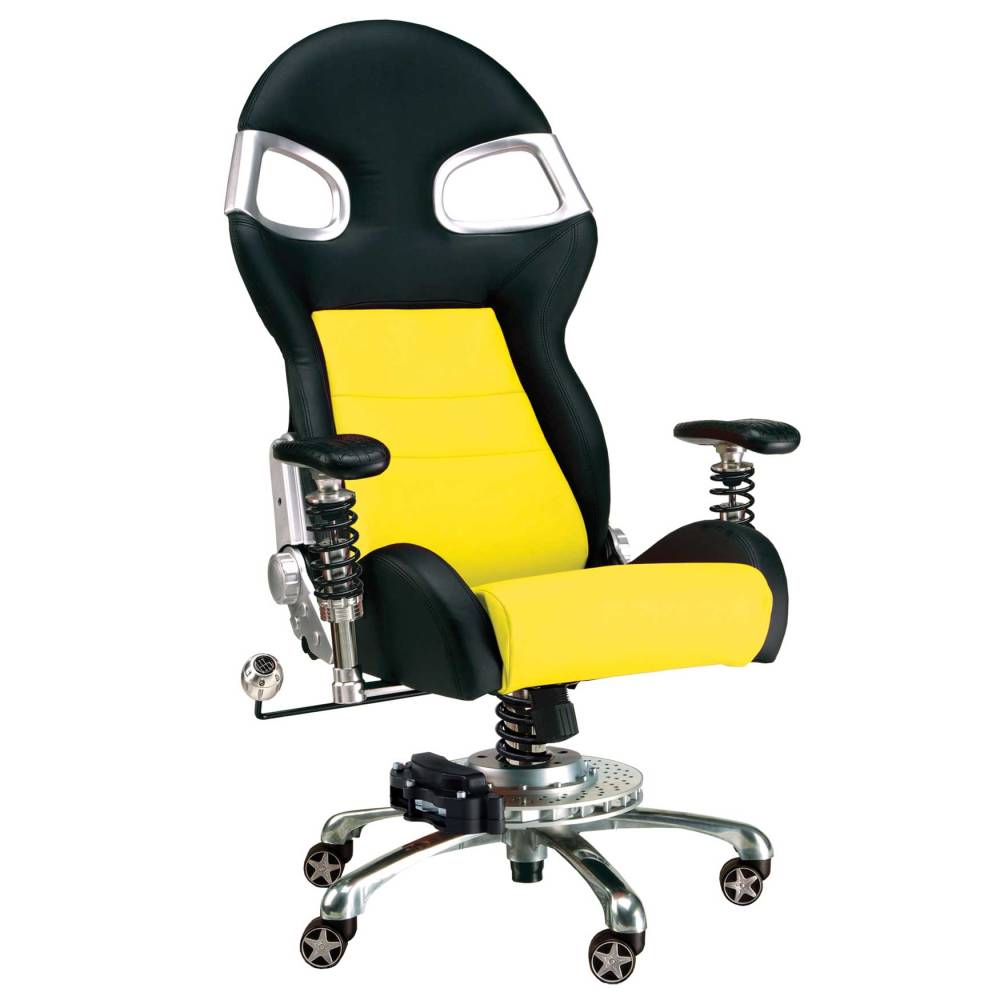 Adjustable Back Office Chair