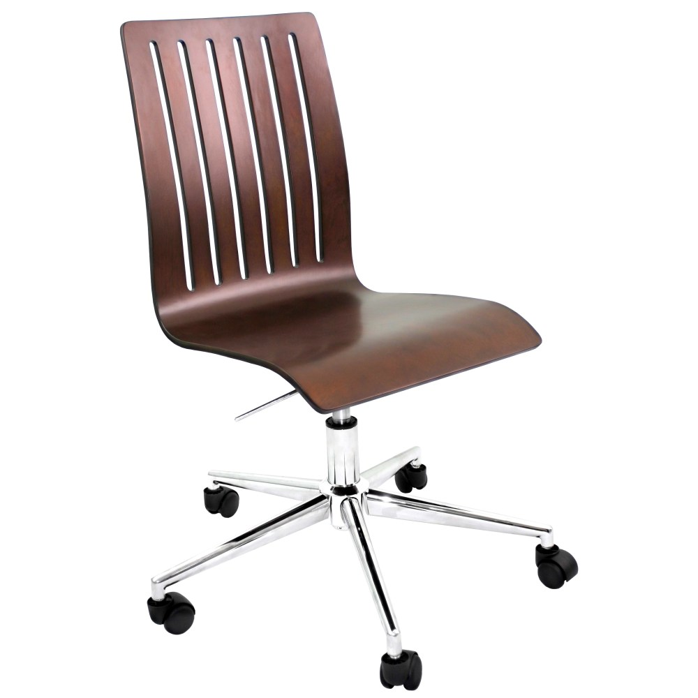 Adjustable Office Chair Without Arms