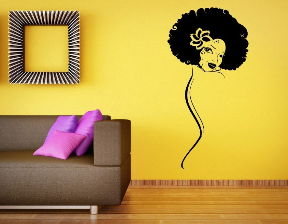 African American Wall Decals