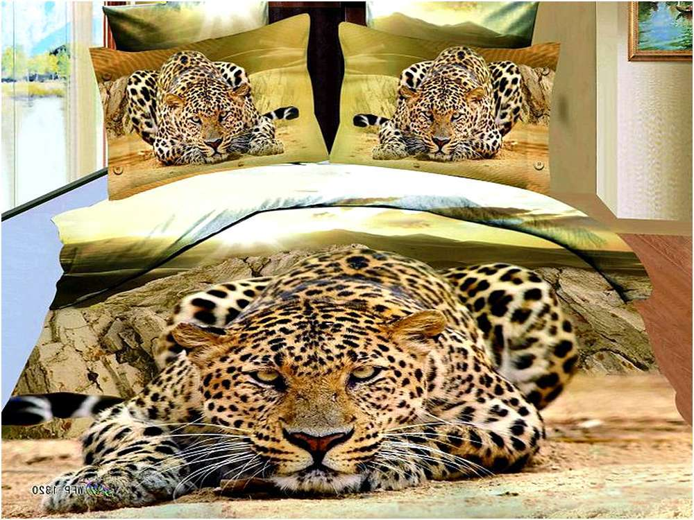 Animal Print Comforter Sets Queen
