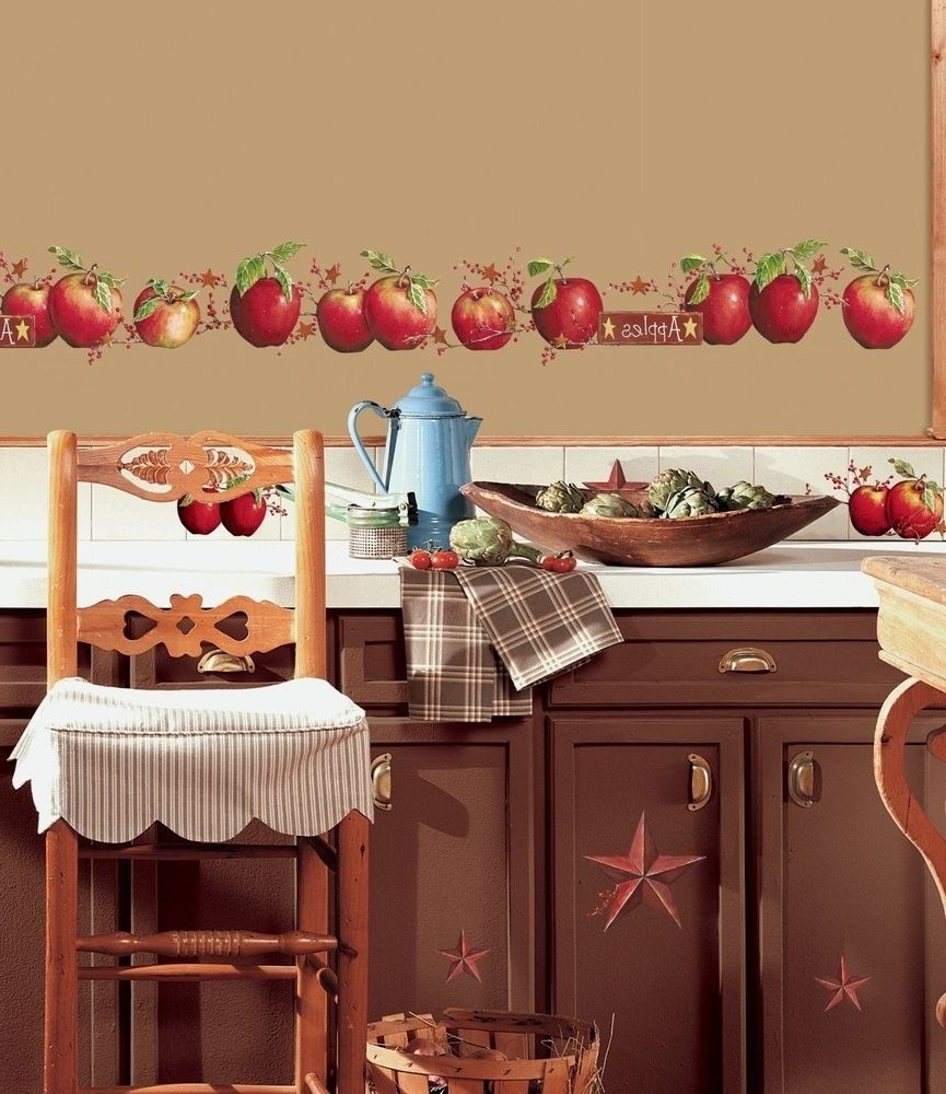 Apple Wall Decals