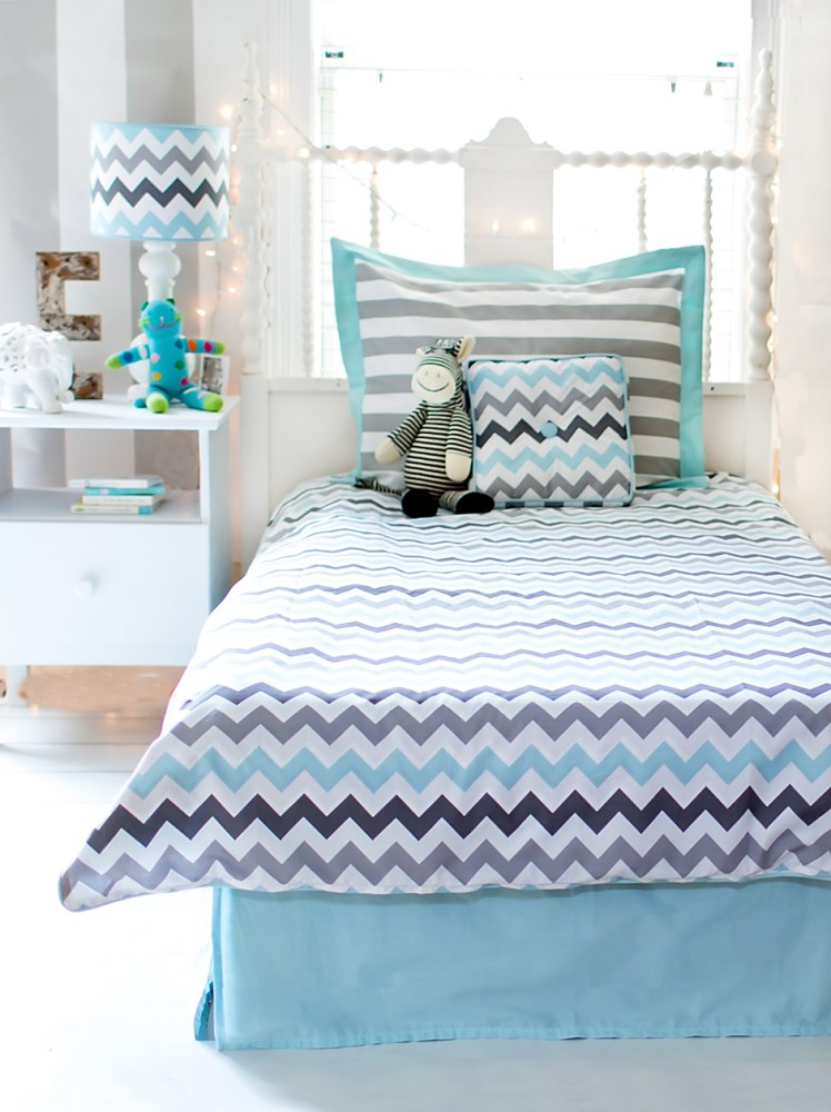 Aqua Kids Bedding