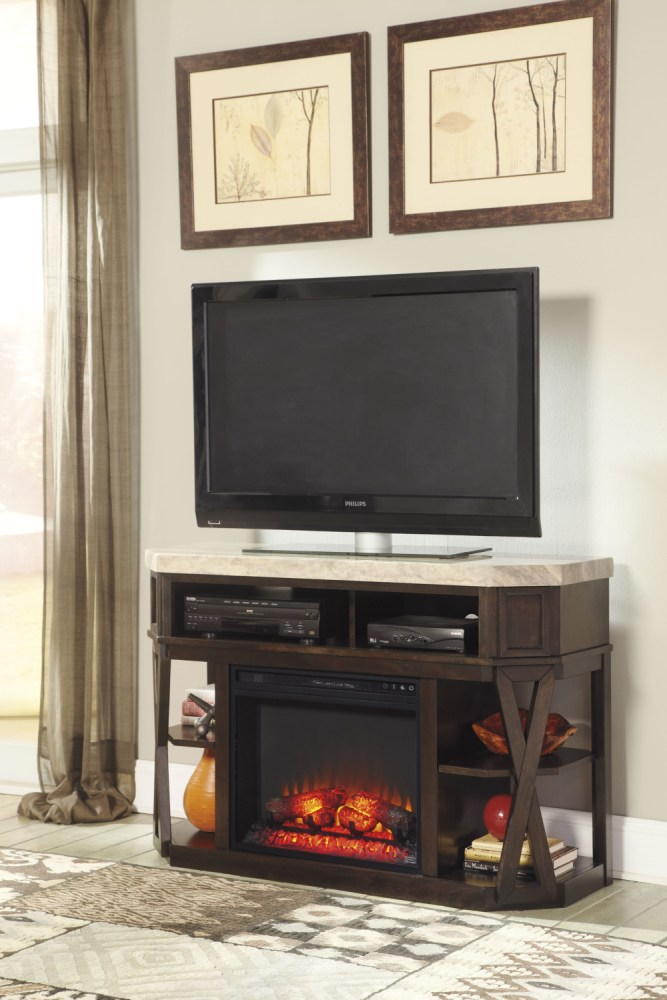 Ashley Furniture Fireplace Tv Stand
