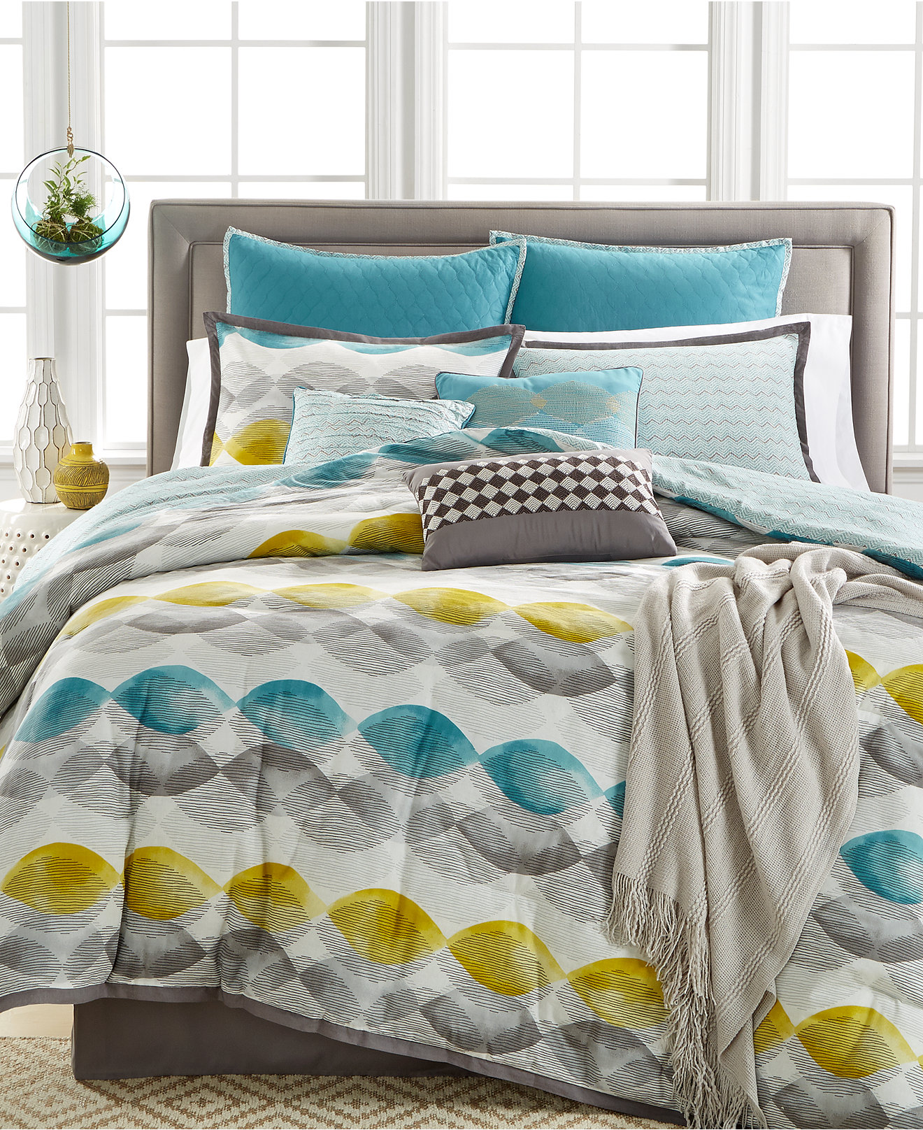 At Home Comforter Sets