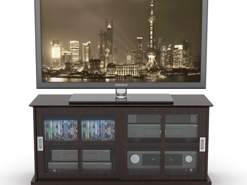 Atlantic Tabletop Tv Stand