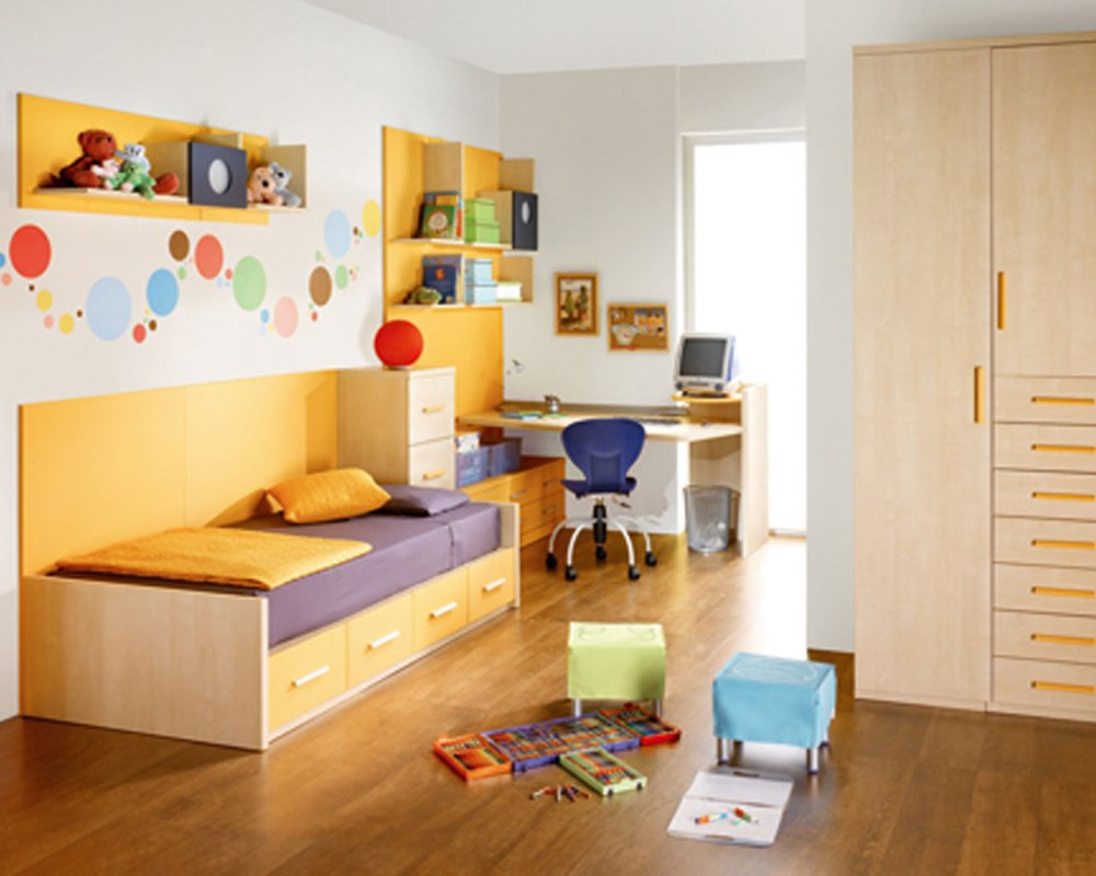 Awesome Kids Bedrooms For Boys