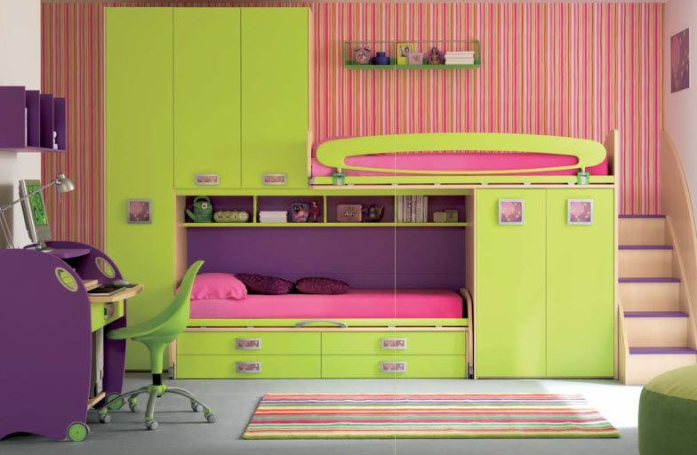 Awesome Kids Beds