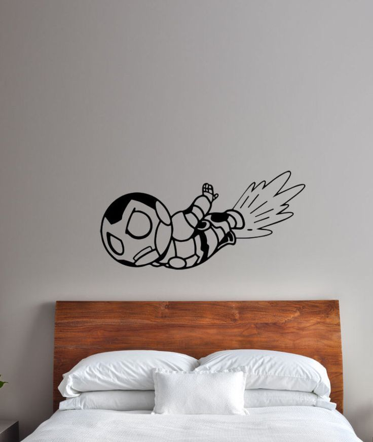 Baby Avengers Wall Decals