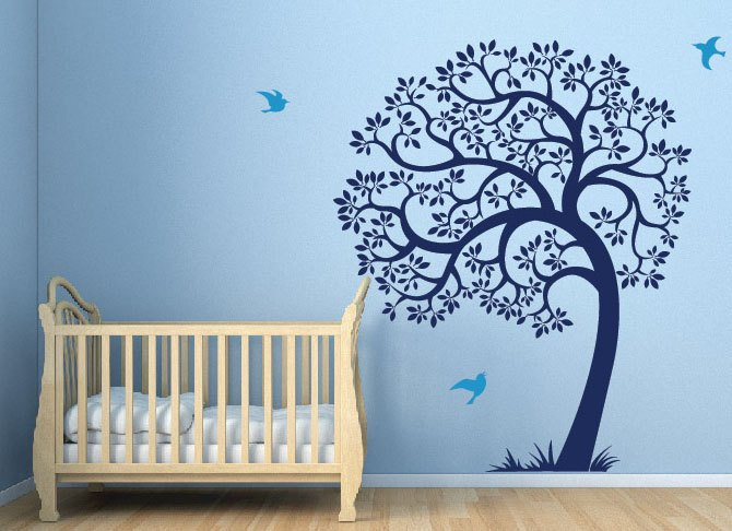 Baby Boy Wall Decals For Nursery
