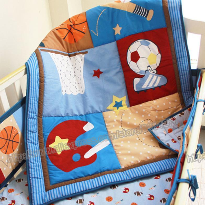 Baby Comforter Set For Baby Boy