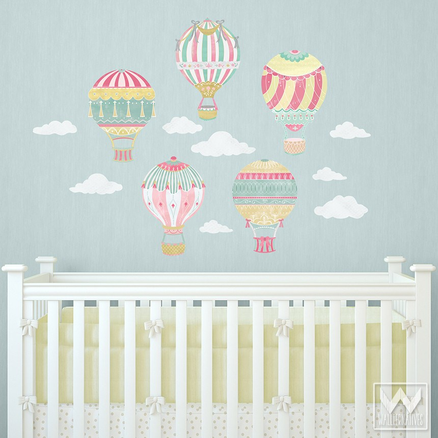 Baby Decals For Walls