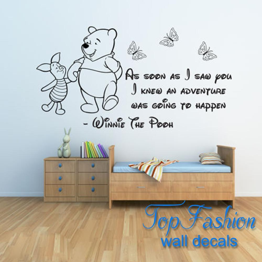 Baby Wall Decals Quotes