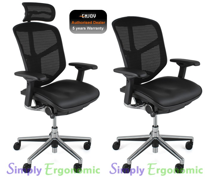 Back And Neck Support For Office Chair