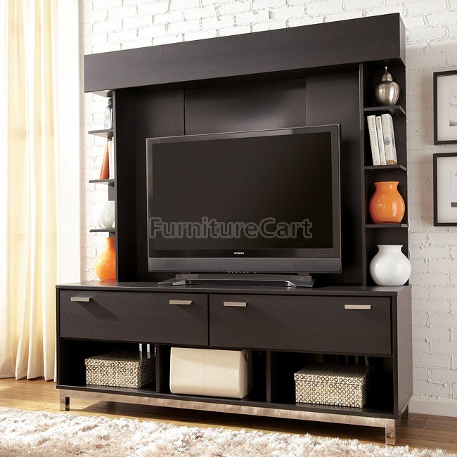 Back Panel Tv Stand