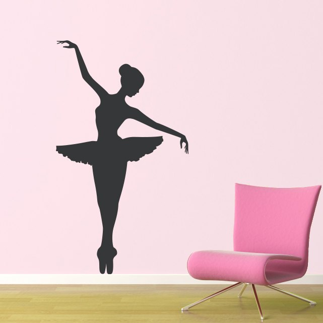 Ballet Wall Decals