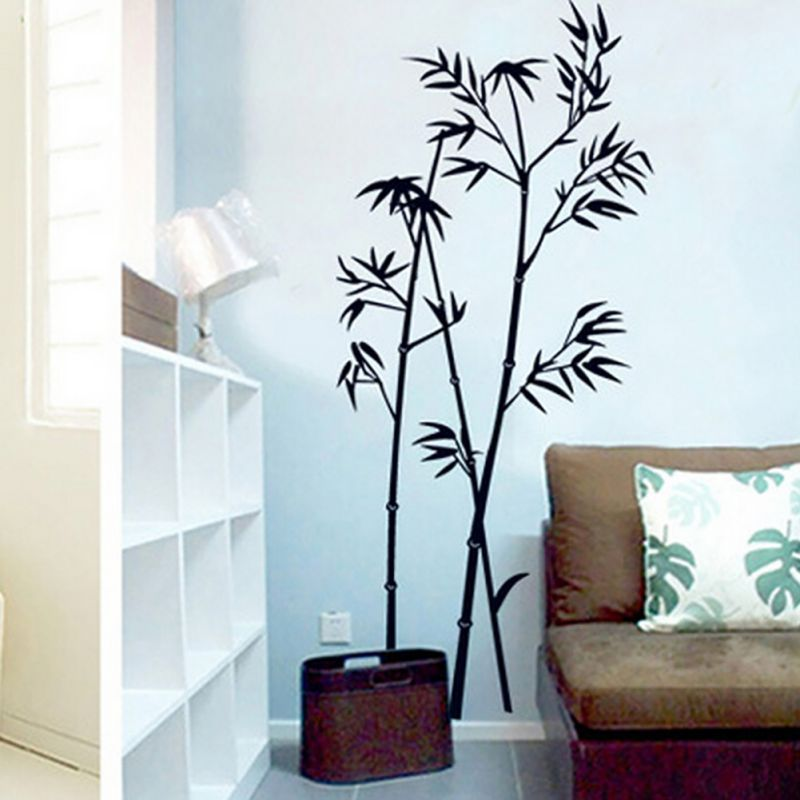 Bamboo Wall Decals Cheap