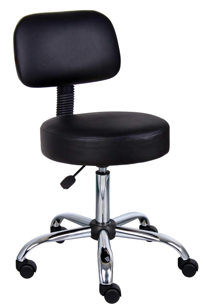 Bar Stool Height Office Chair