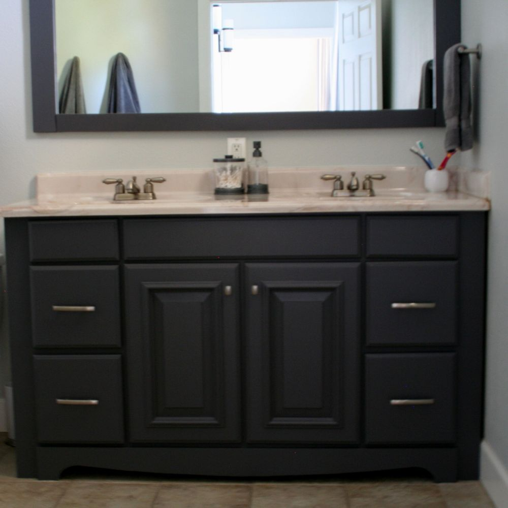 Bathroom Cabinet Colors Ideas