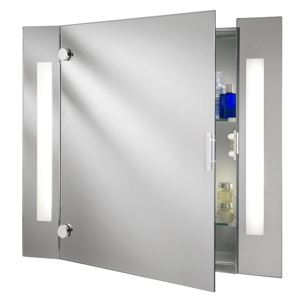 Bathroom Cabinet Mirrors With Lights And Shaver Socket
